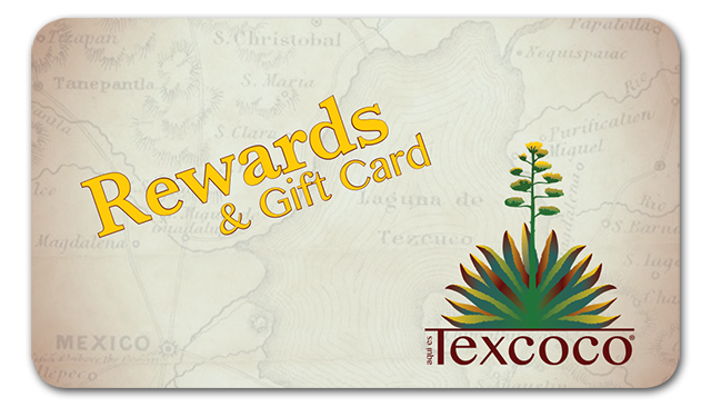 the Texcoco Reward Program