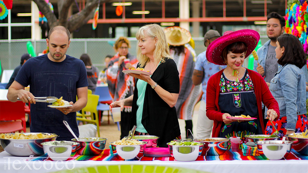 We catered a special Cindo de Mayo for Nickelodeon Studios in 2016